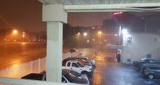 هطول أمطار غزيرة على واشنطن