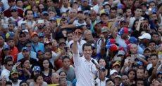 زعيم المعارضة الفنزويلية جوايدو