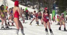 مهرجان التزلج