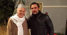 محمود عامر ومحمد إمام
