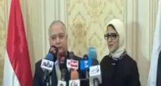 كريم أتاسى ممثل مفوضية الأمم المتحدة لشؤون اللاجئين فى مصر