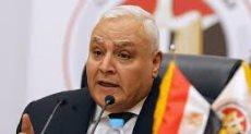 المستشار لاشين إبراهيم - رئيس الهيئة الوطنية للانتخابات