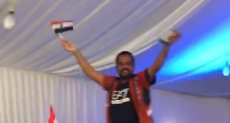احتفالات المصريين بالكويت