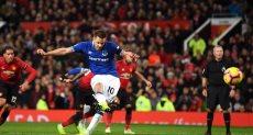 إيفرتون ضد مانشستر يونايتد