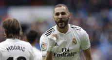 ريال مدريد يعلن عن رقم جديد لبنزيما