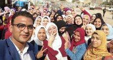 مشاركة الشباب في استفتاء الدستور