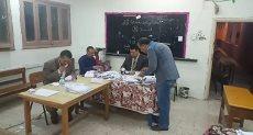 فرز صناديق الاستفتاء بلجان بنى سويف والقليوبية والوادى الجديد