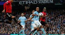 ترتيب الدوري الإنجليزي قبل مباراة مان يونايتد ضد مانشستر سيتي