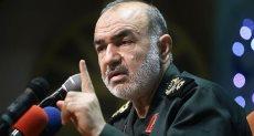 حسين سلامى قائد الحرس الثورى الإيرانى