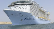 احدث سفينة ركاب فى العالم