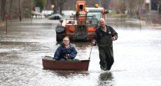 فيضانات كندا