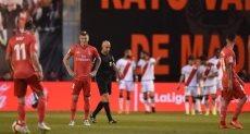 رايو فاليكانو ضد الريال
