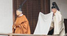 امبراطور اليابان