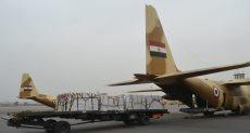 طائرات المساعدات الإنسانية