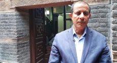 الدكتور جمال مصطفى رئيس قطاع الآثار الإسلامية والقبطية واليهودية بوزارة الآثار