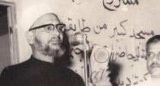 فضيلة الإمام الأكبر عبد الحليم محمود شيخ الأزهر الشريف الأسبق