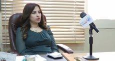 رانيا يعقوب عضو اللجنة الاستشارية لسوق المال بهيئة الرقابة المالية