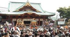 احتفلات طوكيو بذكرى معركة تاريخية