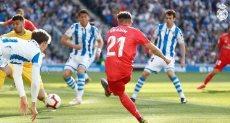 ريال مدريد ضد سوسيداد