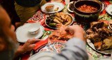 وجبة الإفطار فى رمضان