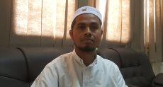 محمد صالح الطالب بكلية الدراسات الاسلامية من تايلاند