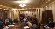 الدكتور صالح الشيخ رئيس الجهاز المركزى للتنظيم والإدارة