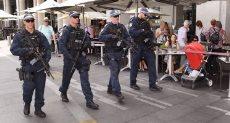 عناصر من الشرطة الأسترالية