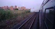 السكة الحديد- أرشيفية