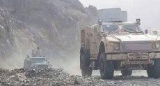 عناصر من الجيش اليمنى أرشيفية