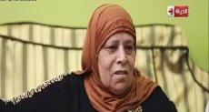 """الحاجة عايدة الفائزة بجائزة """"اسم من مصر"""""""
