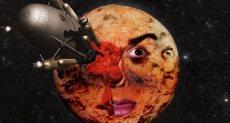 رحلة المريخ