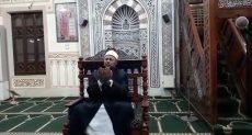 للشيخ محمود الابيودى إمام وخطيب مسجد صلاح الدين