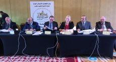 جانب من اعمال الجمعية العمومية لشركة مصر الجديدة