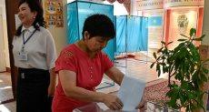 انتخابات الرئاسية فى كازاخستان