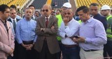المهندس شريف إسماعيل مساعد رئيس الجمهورية للمشروعات القومية والاستراتيجية