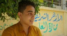 الطالب احمد دسوقى