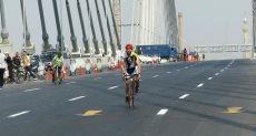 أول سباق دراجات