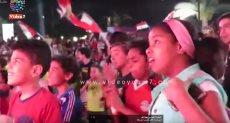 فرحة المصريين على المقاهى