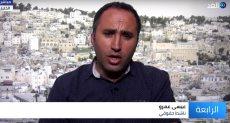 الناشط الحقوقى الفلسطيني عيسى عمرو