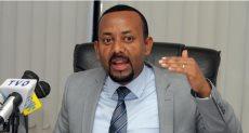 آبى أحمد رئيس وزراء إثيوبيا