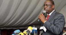 ماكى سال الرئيس السنغالى