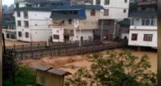 الفيضانات فى جنوب الصين