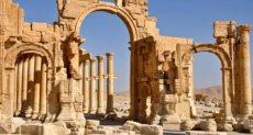 آثار سوريا - أرشيفية