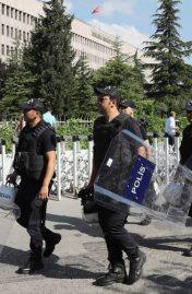 الأمن التركى