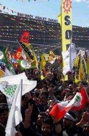 احتفالات الأكراد بإسطنبول