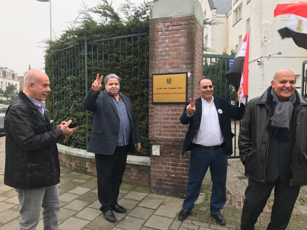 المصريين في هولندا