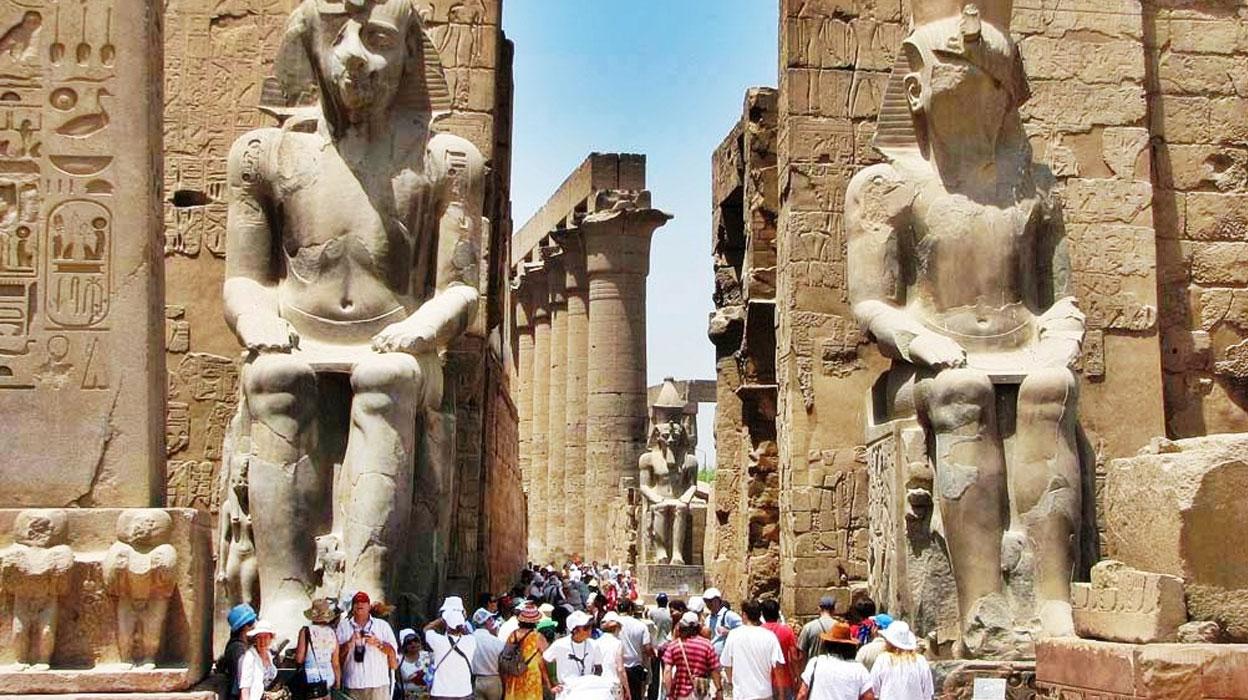 السياحة في مصر - صورة أرشيفية