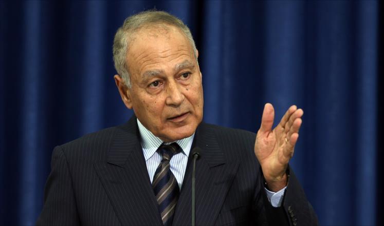 أحمد او الغيط أمين عام جامعة الدول العربية