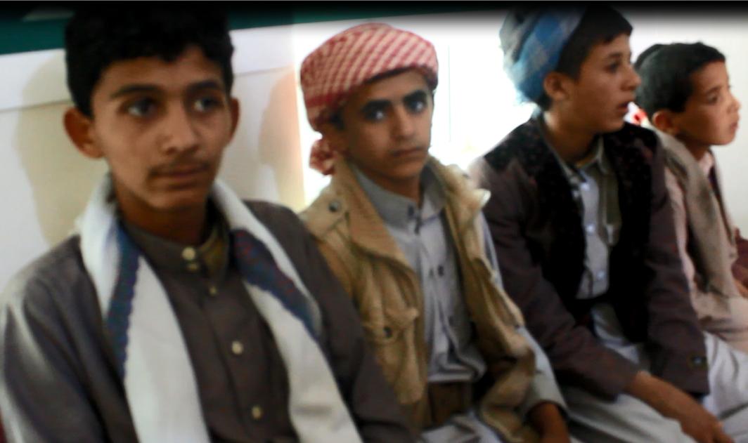 1608445-أطفال-أعادهم-التحالف-من-معسكرات-الحوثى