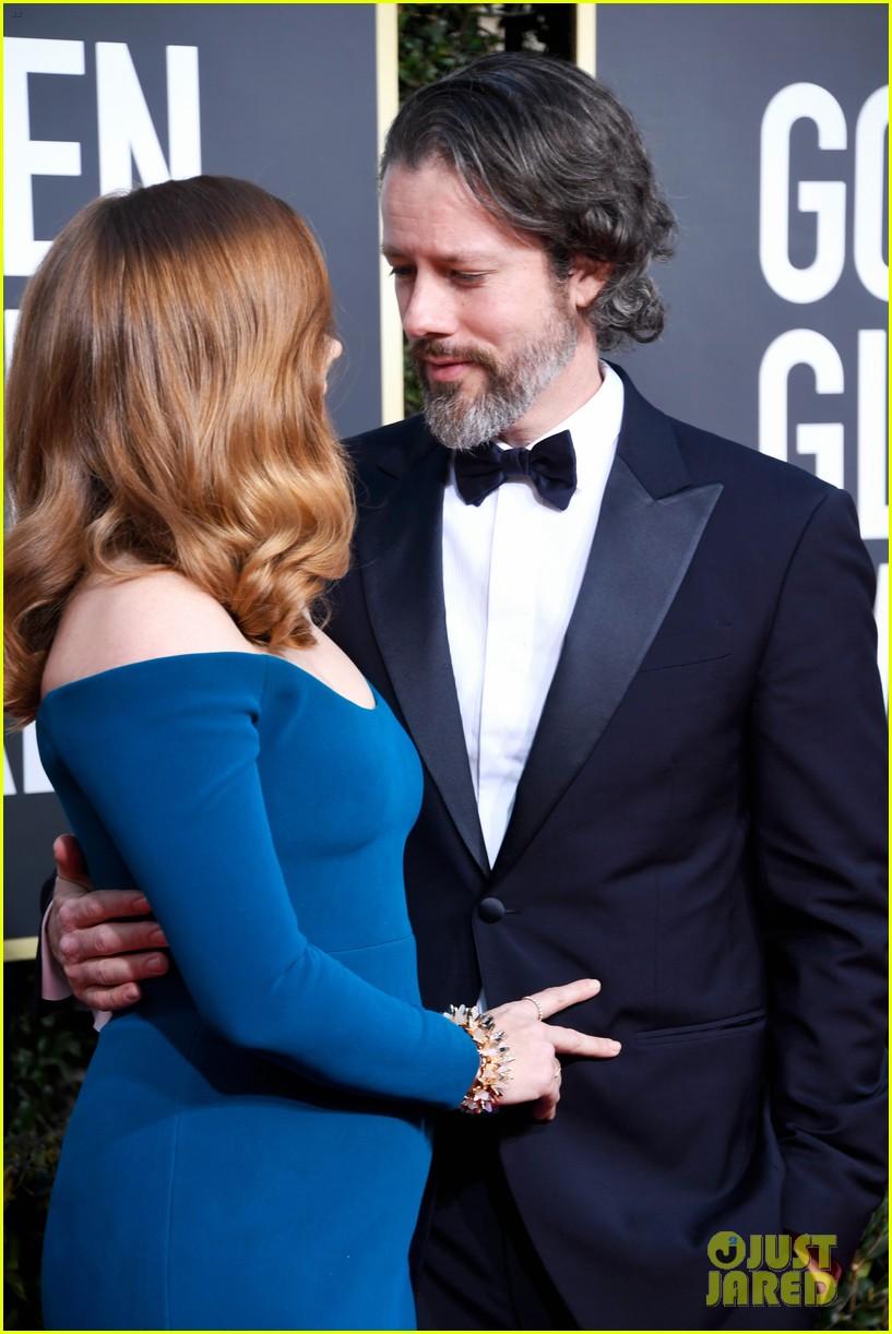 إيمي أدامز وزوجها